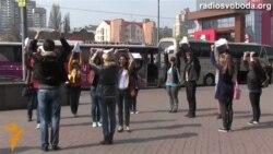 Активісти нагадали Укрзалізниці про обіцянку