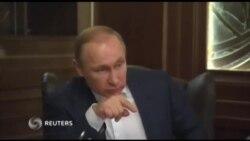 Владимир Путин отвечает на вопросы журналистов Build