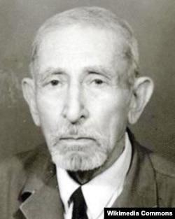 Усман Ходжаев.