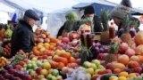 На Ошском рынке в Бишкеке идут проверки нелегалов