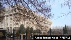 Белый дом. Бишкек.