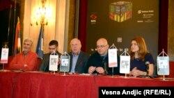 Sa konferencije za novinare uoči FEST-a