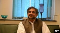 Ish ministri i Naftës në Pakistan, Shahid Khaqan Abbasi, që pritet të zgjedhjet kryeministër