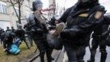 Belarus, Minsk, 25-nji mart - Azatlyk güni.