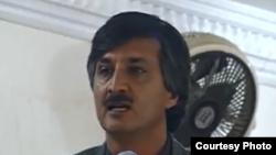 په پښتونخوا اسمبلۍ کې د عوامي نېشنل پارټۍ پارلماني مشر او پخوانی صوبايي وزیر سردار حسین بابک