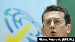 Asim Mujkić, foto: Midhat Poturović