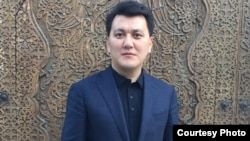 Директор Казахстанского института стратегических исследований Ерлан Карин. 4 октября 2015 года.