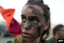 Салдат ізраільскага войска, архіўнае фота