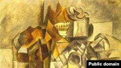 تابلوی اثر پیکاسو متعلق به سال ۱۹۰۹