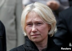 Алена Прытула, архіўнае фота