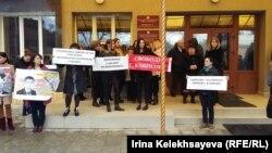 Семья Георгия Кабисова считает, что его уголовное преследование носит заказной характер