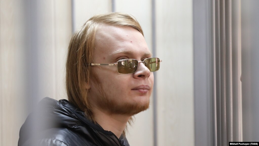 Dmitry Bogatov teaches math at a Moscow university.