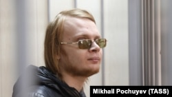 Dmitry Bogatov teaches math at a Moscow university.