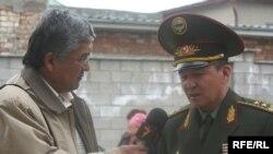 Генерал И.Исаковдун соту узаргандан-узарып баратат