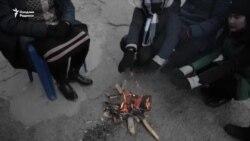 На Узбекистан обрушились аномальные морозы