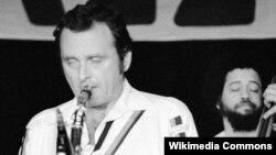 Саксофонист Стэн Гетц