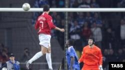 2007-2008-ci il mövsümünün final oyunu – «Mançester Yunayted» – «Çelsi», Moskva, 21 may 2008