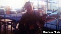 Пограничник Мейрхан Именов. Фото из семейного альбома Именовых.