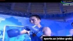 Нурлан Кобашев. Чемпионат Азии по боксу, 5 мая 2017 г.