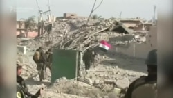 Iraqi Forces Declare Victory In Fight With Islamic State In Ramadi