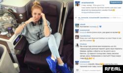 Фотография из аккаунта Анастасии Ершовой в сети Instagram