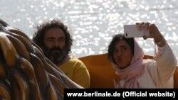 پریناز ایزدیار و حسن معجونی در فیلم خوک