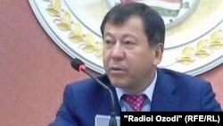Тәжікстан ішкі істер министрі Рамазон Рахимзода.