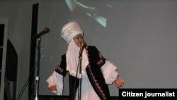 Салтанат Америкада фестивалдардын биринде