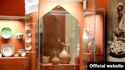"""""""Ибн Фадлан сәяхәте: Багдадтан Болгарга Идел юлы"""" күргәзмәсенә куелган экспонатлар"""