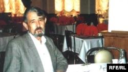 Отахон Латифӣ, Теҳрон, соли 1996.