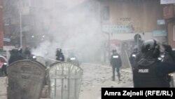 Ponovo protest opozicije u Prištini