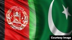 Прапори Афганістану і Пакистану