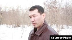 Нұрлан Өтеулиев. Алматы облысы, 4 наурыз 2013 жыл.