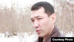 Эколог Нұрлан Өтеулиев. Алматы облысы, 4 наурыз 2013 жыл.