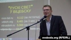 Віцебскі журналіст Зьміцер Казакевіч