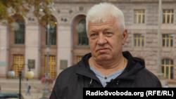 Микола Волинко, голова Незалежної профспілки гірників Донбасу