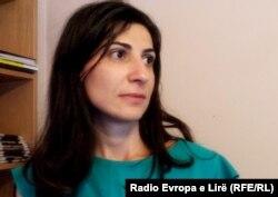 Пранвера Абази, жительница Косово.