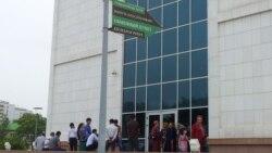 Türkmen telekeçilerine konwertasiýa çäklendirildi