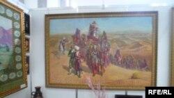 Turkmenistan-- 9-11 September International Exibition in Ashgabat 53, 11Sep2009