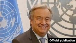 Генеральный секретарь Организации Объединенных Наций Антониу Гуттериш.