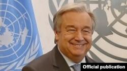 Генеральный секретарь Организации Объединенных Наций Антониу Гуттериш