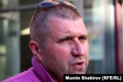 Предприниматель Дмитрий Потапенко.