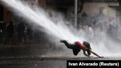 Protesti u Santijagu