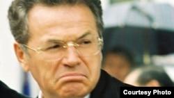 Виктор Храпунов, Алматы қаласының бұрынғы әкімі.