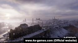 Кадр із гри Metro Exodus