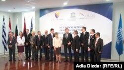 Učesnici samita UNESCO u Mostaru