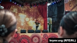 Фоторепортаж: Празднование Хыдырлеза продолжили в Ялте