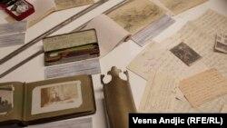 Pisma i ostala svedočanstva o Prvom svetskom ratu