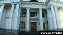 Севастополь, кинотеатр «Украина»