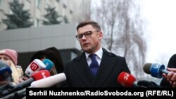 Руслан Чорнолуцький, адвокат Міхеїла Саакашвілі